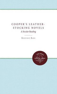 Cooper's Leather-Stocking Novels: A Secular Reading