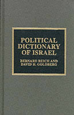 Political Dictionary of Israel