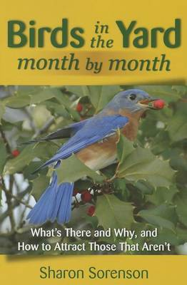 Birds in the Yard Month by Month