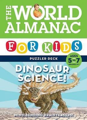 World Almanac for Kids Puzzler Deck: Dinosaur Science