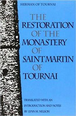 Restoration of the Monastery of Saint Martin of Tournai