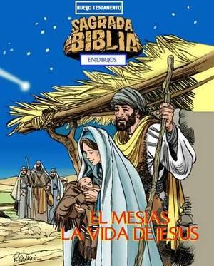 El Mesias, La Vida de Jesus