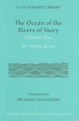 The Ocean of the Rivers of Story  by Somadeva (Volume 2)