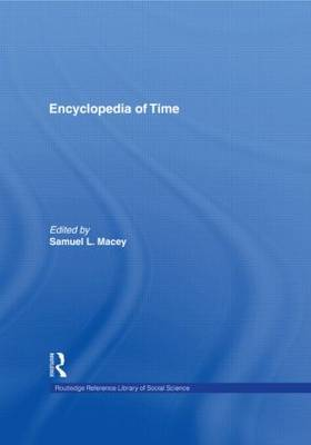 Encyclopaedia of Time