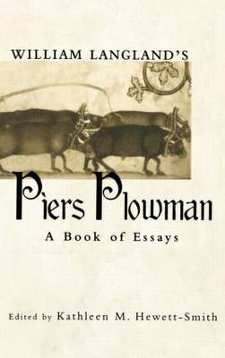 William Langland's  Piers Plowman : A Book of Essays