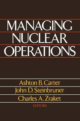 Managing Nuclear Operations