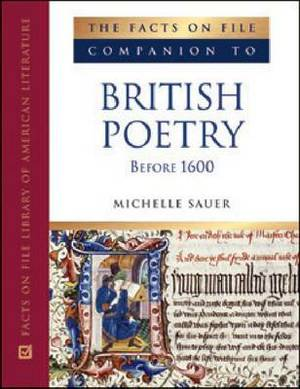 Companion to British Poetry Before 1600