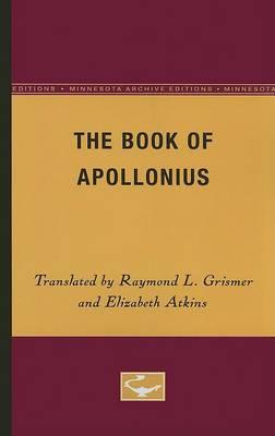 The Book of Apollonius