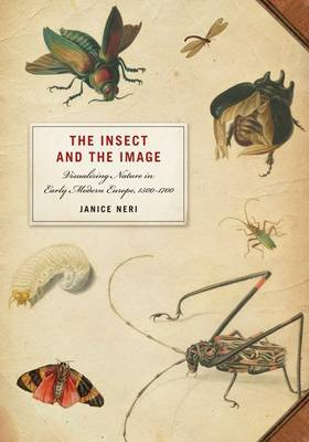 Insect and the Image: Visualizing Nature in Early Modern Europe, 1500-1700