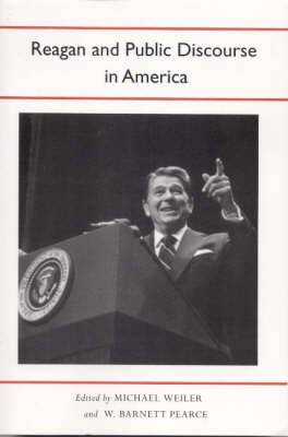 Reagan and Public Discourse in America