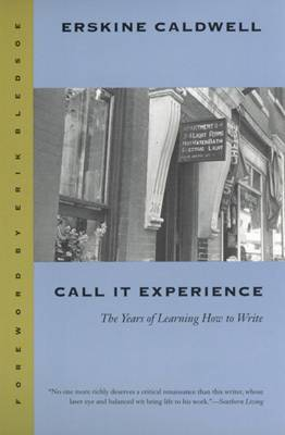 Call it Experience: The Years of Learning How to Write
