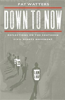 Down to Now: Reflections on the Southern Civil Rights Movement