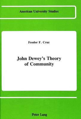 John Dewey's Theory of Community