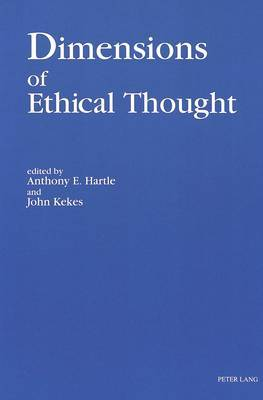 Dimensions of Ethical Thought