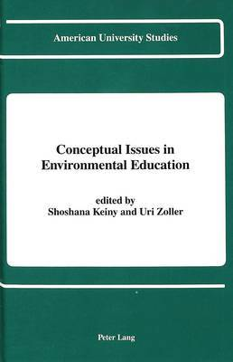 Conceptual Issues in Environmental Education
