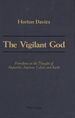 The Vigilant God: Providence in the Thought of Augustine, Aquinas, Calvin and Barth