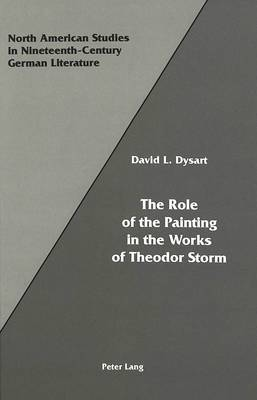 The Role of the Painting in the Works of Theodor Storm