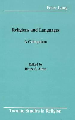 Religions and Languages: A Colloquium