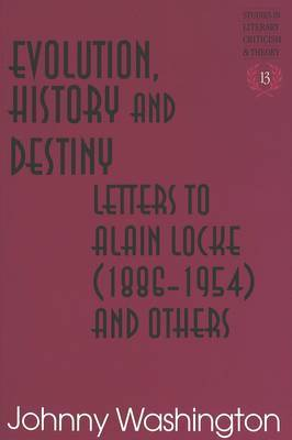Evolution, History and Destiny: Letters to Alain Kocke (1886-1954) and Others