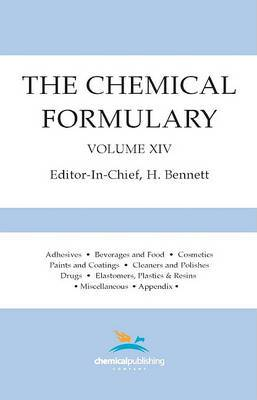 The Chemical Formulary, Volume 14