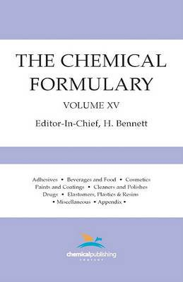 The Chemical Formulary, Volume 15