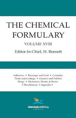 The Chemical Formulary, Volume 18