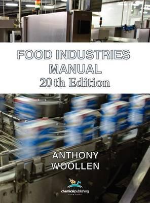 Food Industries Manual 20th Ed.