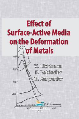 Effect of Surface-Active Media on the Deformation of Metals