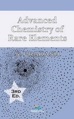 Advanced Chemistry of Rare Elements, 3rd Edition
