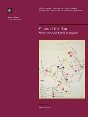Voices of the Poor: Poverty and Social Capital in Tanzania