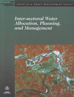 Inter-Sectoral Water Allocation Planning & Mana