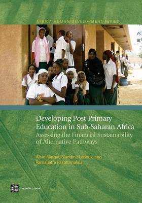Developing Post-Primary Education in Sub-Saharan Africa: Assessing the Financial Sustainability of Alternative Pathways