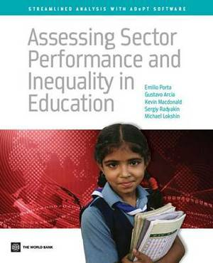 Assessing Sector Performance and Inequality in Education: Steamlined Analysis with ADePT Software