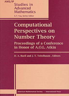 Computational Perspectives on Number Theory