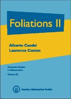 Foliations: v. 2