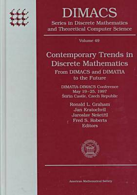 Contemporary Trends in Discrete Mathematics: From DIMACS and DIMATIA to the Future