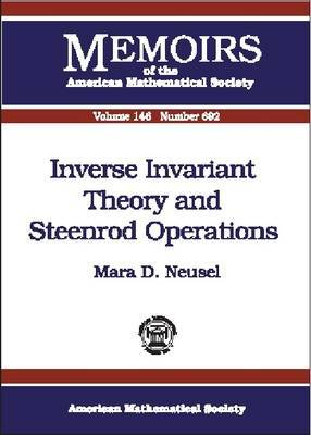 Inverse Invariant Theory and Steenrod Operations