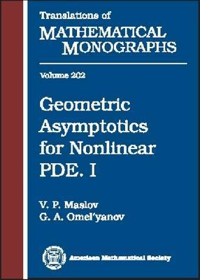 Geometric Asymptotics for Nonlinear PDE