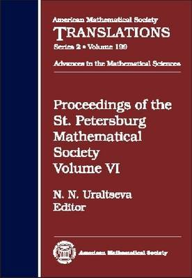 Proceedings of the St. Petersburg Mathematical Society: v. 6