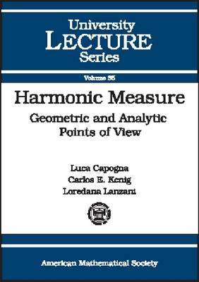 Harmonic Measure: Geometric and Analytic Points of View