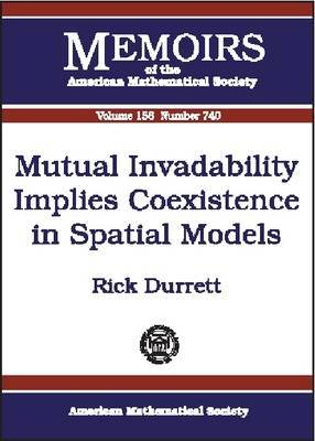 Mutual Invadability Implies Coexistence in Spatial Models