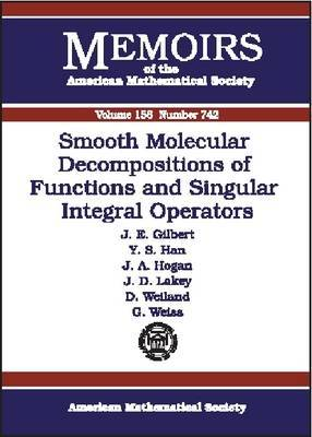 Smooth Molecular Decompositions of Functions and Singular Integral Operators
