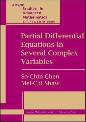 Partial Differential Equations in Several Complex Variables