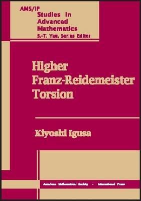 Higher Franz-Reidemeister Torsion