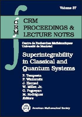 Superintegrability in Classical and Quantum Systems