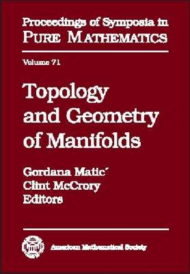 Topology and Geometry of Manifolds
