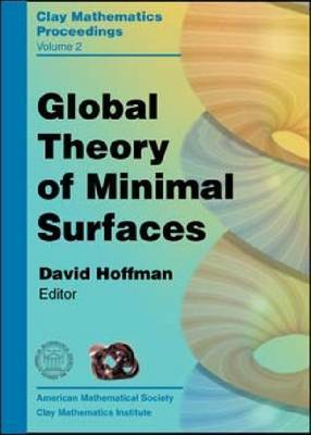 Global Theory of Minimal Surfaces: Proceedings of the Clay Mathematics Institute 2001 Summer School, Mathematics Sciences Research Institute, Berkeley, California June 25-July 27, 2001