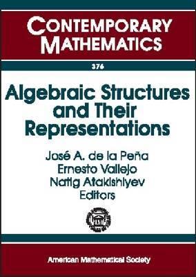 Algebraic Structures and Their Representations: XV Coloquio Latinoamericano De Aalgebra, Cocoyoc, Morelos, Mexico, July 20-26 2003