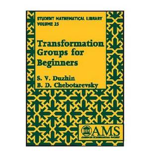 Transformation Groups for Beginners