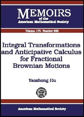 Integral Transformations and Anticipative Calculus for Fractional Brownian Motions